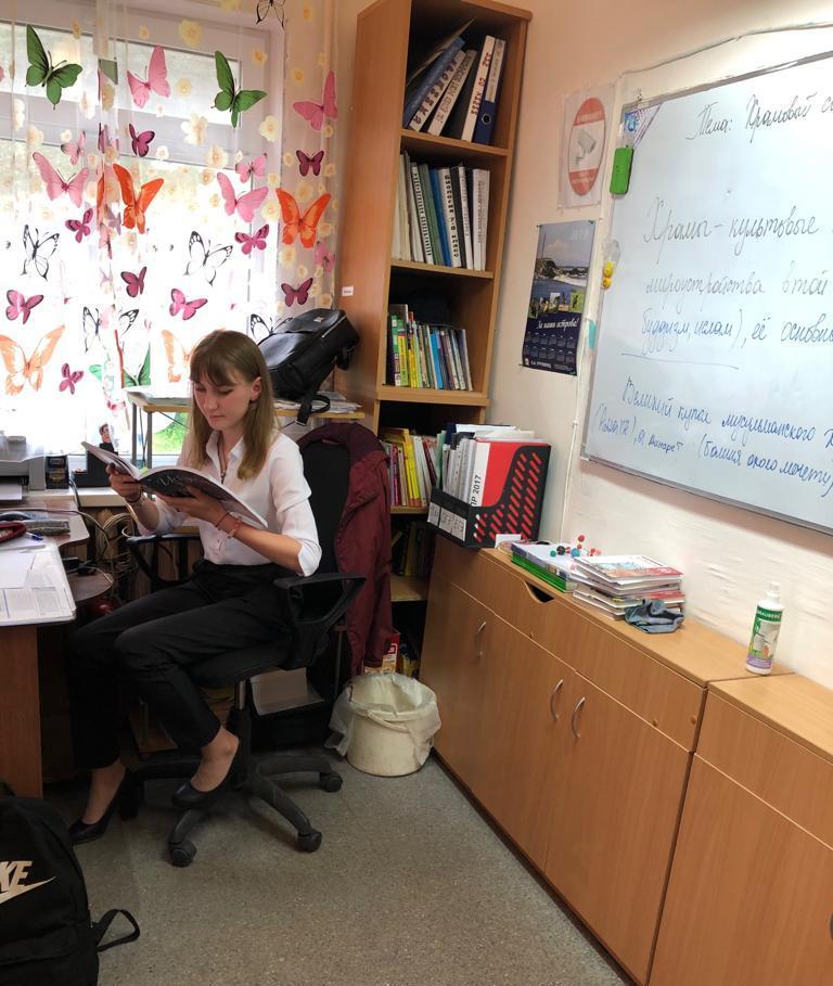 Coyk: День самоуправления, посвященный Дню Учителя